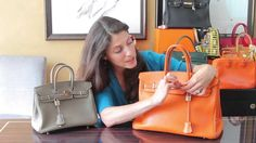 How to Spot a Fake Hermes Bag: Part 02 - Michael's, The Consignment Shop...