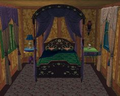 Gypsies, Tramps And Thieves - Sims 3 'Drifter's Desire' Store Set And Other Gypsy-themed Conversions - SIMULATED SITUATIONS