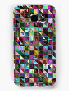 glitch color pattern by VIVIDVIVI