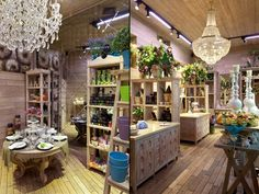Fiori flower boutique by Studio Belenko, Kiev store design