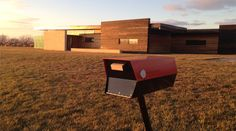 the finishing touch a mid century modern mailbox - Midcentury Cafe 2015