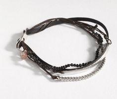 Cord Bracelets, Cords, Handmade Jewelry, Personalized Items, My Style, Fashion, Moda, Ropes, Handmade Jewellery