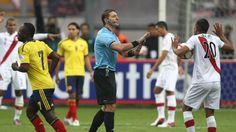 Perú vs. Colombia: polémico árbitro argentino, Nestor Pitana dirigirá el partido. June 19, 2015.