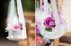 this is very simple and effective  way of adding vintage to your ailse