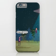 The X-Files iPhone & iPod Case