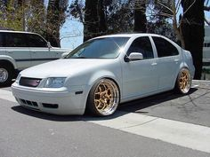 Pimped out VW Jetta