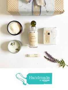 Lavender Bath and Body Gift Set   Calming & Relaxing Gift For Mom   Handmade, All Natural   Spa Gift   Gift for Her   Gift for Him   Gift for Birthday   Hostess Gift   Gift for Dad   Gift for Boss from KayaSoaps https://www.amazon.com/dp/B01N91UY8V/ref=hnd_sw_r_pi_dp_i2vnzbDX1DP2T #handmadeatamazon