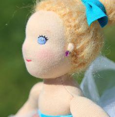 Mořská panna či baletka? - EKOpanenky Panna, Teddy Bear, Dolls, Animals, Baby Dolls, Animales, Animaux, Puppet, Teddy Bears