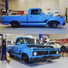 I actually enjoy this colour for this lifted ford Ford 79, 79 Ford Truck, Ford Pickup Trucks, Chevy Trucks, Cool Trucks, Big Trucks, Ford F150 Custom, Muscle Truck, Classic Ford Trucks