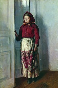 oldrussia:  Nikolai Yaroshenko, 1891