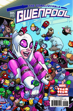The Unbelievable Gwenpool #5 Variant