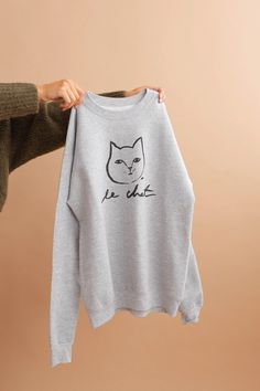 Our new favorite sweatshirt we are obsessed with! Uniquely designed artwork screen printed onto an eco-friendly sweatshirt, by an artist here in Salt Lake City! It is made with up to 5% polyester created from recycled plastic. Quality French Terry Knit Female Designer / Artist Perfectly Oversized 50% Cotton 50% Polyest Sustainable Companies, Salt Lake City, French Terry, Screen Printing, Eco Friendly, Vintage Items, Graphic Sweatshirt, Plastic, Printed