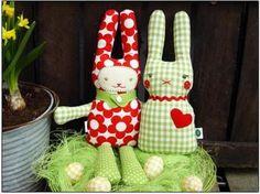 Muñecos Country: Pascua