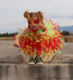 Teenage Mutant Ninja Turtle Tutu Costume - Little Blooms