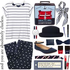 """Sailing away"" by steptyn on Polyvore"