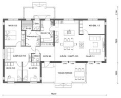House Plans, Sweet Home, Coast, Floor Plans, Flooring, How To Plan, Architecture, Inspiration, Arquitetura