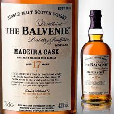 The Balvenie Single Malt Scotch Whisky