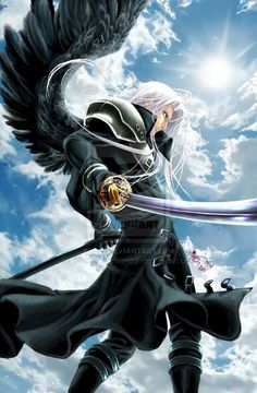 Sephiroth:3 by ~Shizuo-Kusanagi on deviantART