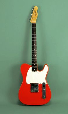 These fender telecaster guitar are great Fender Electric Guitar, Vintage Electric Guitars, Fender Bass, Cool Electric Guitars, Vintage Guitars, Learn Acoustic Guitar, Music Guitar, Acoustic Guitars, Guitar Logo