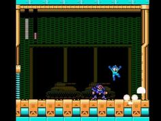 Napalm Man from Mega Man 5, defeated by SillyInsaneGamer. The Crystal Eye does the best job of keeping Napalm Man's attacks in check.