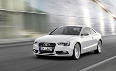 the ghostly 2013 Audi A5