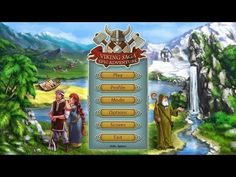Viking Saga 3: Epic Adventure Game Download: http://www.bigfishgames.com/download-games/26948/viking-saga-epic-adventure/index.html?channel=affiliates&identifier=af5dc3355635 Viking Saga 3: Epic Adventure PC Game, Time Management Games. Go on an epic adventure around the globe in the name of love! Visit 4 continents and test your skills by completing 40+ cleverly designed levels! Download Viking Saga 3: Epic Adventure game for PC for free!