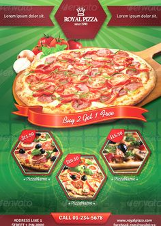 Do you need pizza flyer templates? Here is the best collection of pizza restaurant flyer PSD templates that you can utilize to sell the food products. Restaurant Flyer, Pizza Restaurant, Psd Templates, Flyer Template, Pizza Flyer, Dj Logo, Good Pizza, Printed Materials, Lorem Ipsum