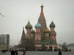 Saint Basil's Cathedral by Spolster, via Flickr