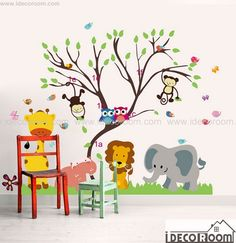 Product Description Sheet size :150cm*120cm Measurement:150cm X 120cm(1cm=0.39in) Material:PVC Packed in Mailing tube or Mailing box Those wall sticker will add fun to your home or business in few min