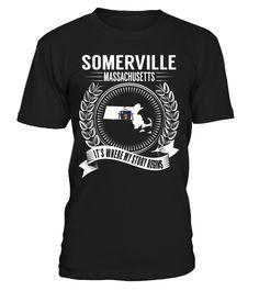 Somerville, Massachusetts - It's Where My Story Begins #Somerville