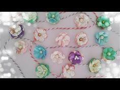 Fiori di carta fai da te - Papers  flowers diy