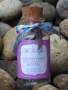 Tooth Fairy Bottle