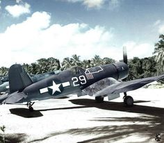 Chance Vought F4U-4 Corsair - BFD