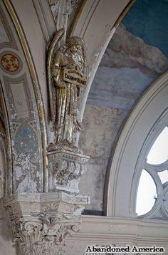 undisclosed church - Matthew Christopher's Abandoned America