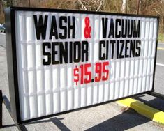 For when Grandpa needs a really good cleaning.