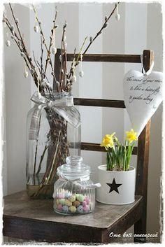 Oma koti onnenpesä: Pääsiäinen