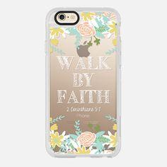 Walk By Faith - New Standard Case