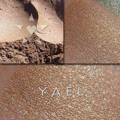 Eyeshadow, Ignis Antiquita collection   Yael [being reformulated?]