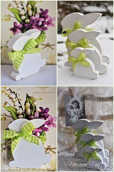 Easter Wood Craft