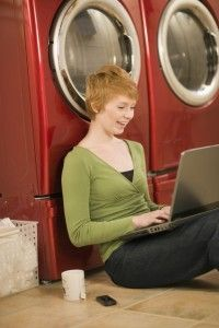 10 Things to do While Waiting on Laundry – Working Alongside Your Stacking Washer and Dryer (or side-by side!)