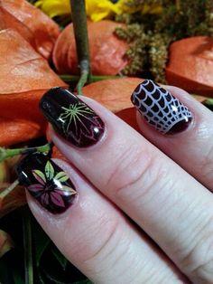 IBD PlumRaven nail art Nail Art 2014, Gel Polish, Swatch, Rings For Men, Nails, Beauty, Finger Nails, Men Rings, Ongles
