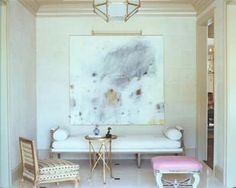 suzanne kasler interiors/images | Foyer Interior Design by Suzanne Kasler Interiors - ELLE DECOR