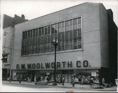 Woolworth Store at 308 Euclid Ave. in downtown Cleveland in (Plain Dealer File Photo) Cleveland Zoo, Downtown Cleveland, Cleveland Rocks, Cleveland Heights, Forest City, New Forest, Ohio Weather, Youngstown Ohio, The Buckeye State