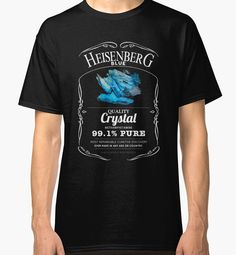 Heisenberg Blue - 99.1% Pure  by Davis Wiltshire