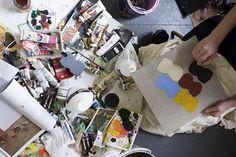 Studio Visit/ Kate Smith, Gertrude Contemporary, Fitzroy