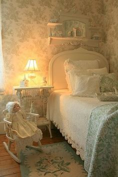 Such a sweet room