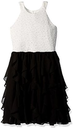 Speechless Big Girls' High Neck Glitter Lace/Chiffon Dres... https://www.amazon.com/dp/B01KB6L7AE/ref=cm_sw_r_pi_dp_x_a-ivybBANV5RH