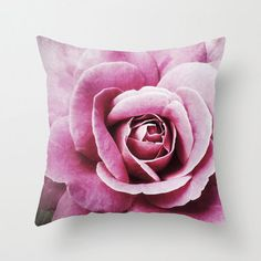 Pink Rose Shabby Chic 16 x 16 Pillow Cover by dawnephotography on Etsy https://www.etsy.com/listing/214652190/pink-rose-shabby-chic-16-x-16-pillow