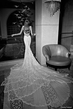 Galia Lahav Fall 2015 Wedding Dresses — Tales of the Jazz Age Bridal Collection Part 1 | Wedding Inspirasi