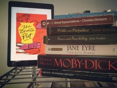 """""""A list of all the books mentioned in The Brontë Plot and the five I want to read next. - sandrapeoples.com"""""""